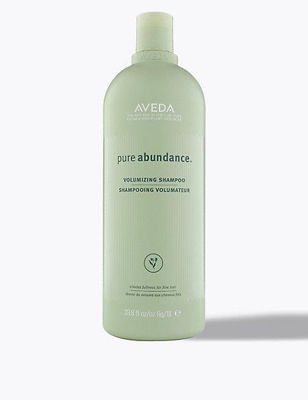 1 Litre Large Pure Abundance™ Volumizing Shampoo