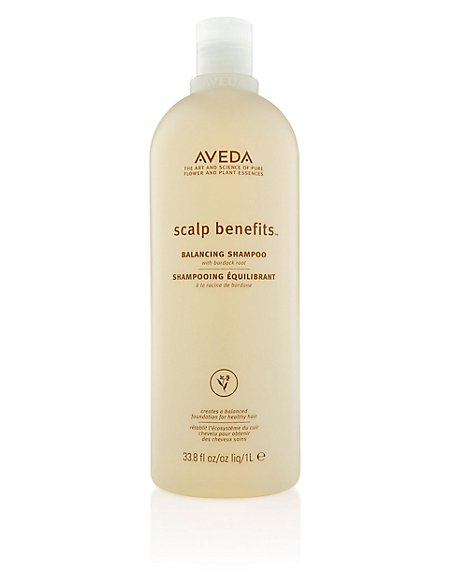 1 Litre Scalp Benefits™ Balancing Shampoo - *Save 25% per ml