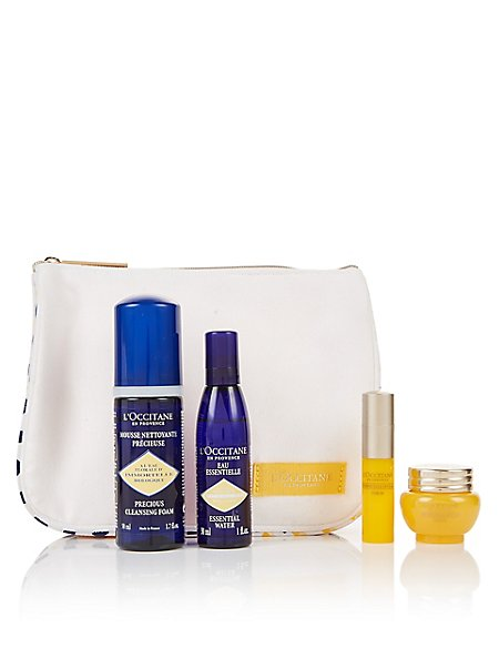 Immortelle Skincare Travel Ritual