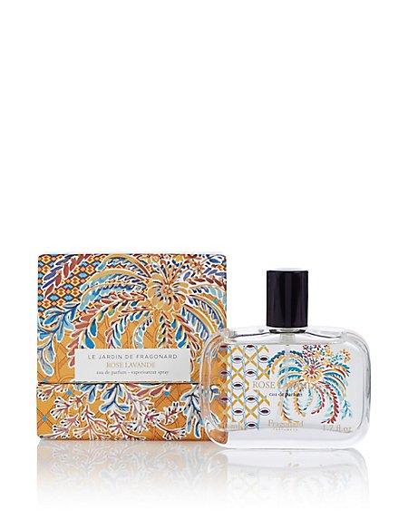 Rose Lavande Eau de Parfum 50ml