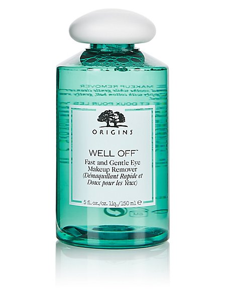 Well Off® Fast and Gentle Eye Make-Up Remover 150ml