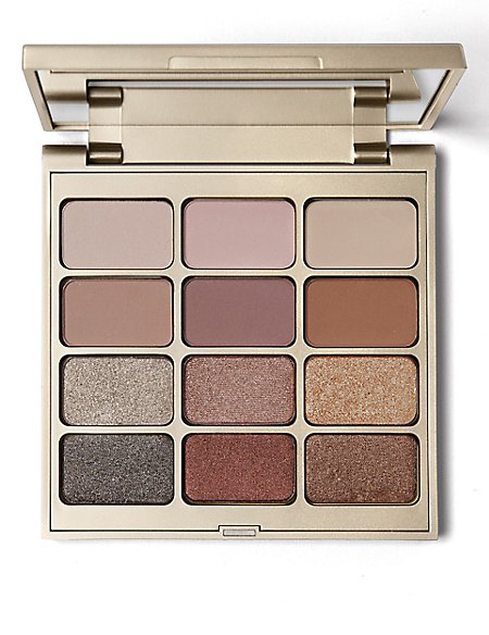 Matte 'N Metal Eye Shadow Palette 12g