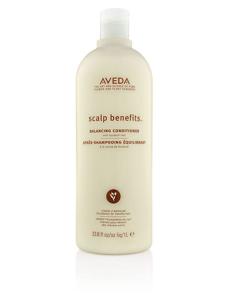 1 Litre Scalp Benefits™ Conditioner - *Save 25% per ml