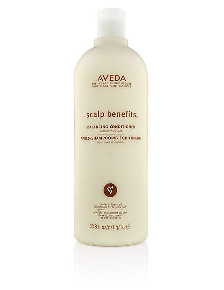 1 Litre Scalp Benefits™ Conditioner - *Save 25% per ml