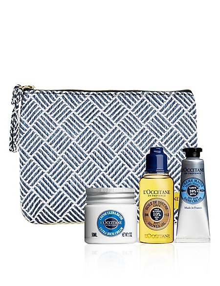 Free Gift* Shea Comforting Collection