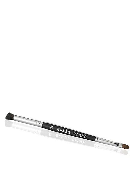Double Ended Eye Enhancer Brush No.20