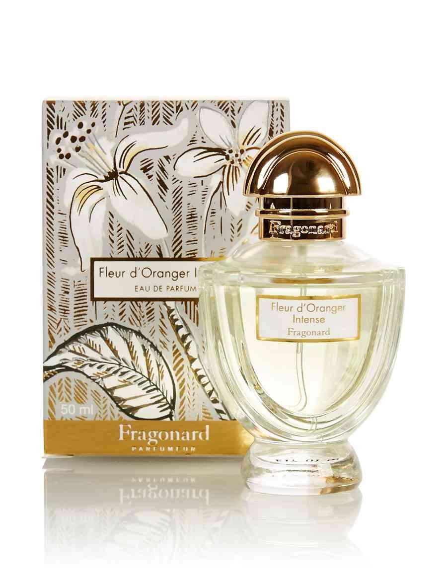 Fleur D Oranger Intense Eau De Parfum 50ml Fragonard M S
