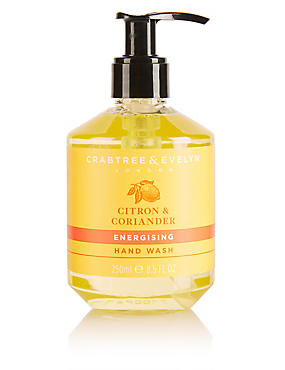 Citron & Coriander Energising Hand Wash 250ml