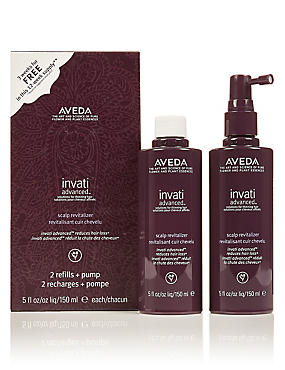Invati Advanced™ Scalp Revitalizer Duo Pack 150ml