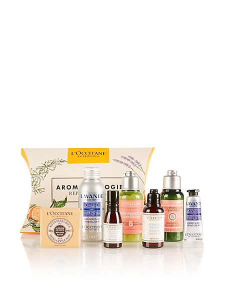 Relaxing Travel Collection Gift Set
