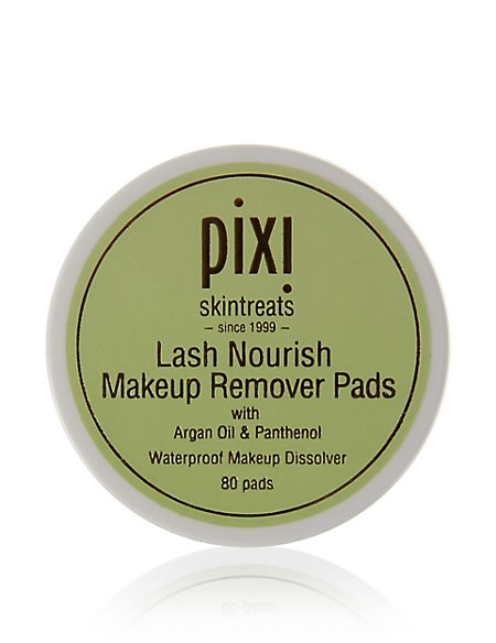 Lash Nourish Makeup Remover Pads