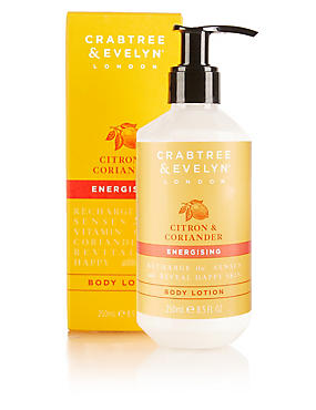 Citron & Coriander Body Lotion 250ml