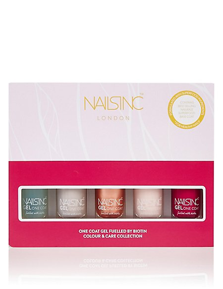 One Coat Gel Colour & Care Collection
