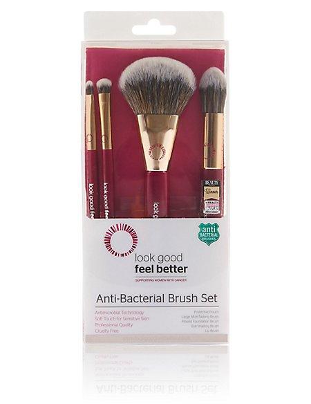 Anti-Bacterial Brush Set