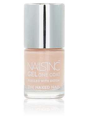 Naked Nail Coat Gel 10ml