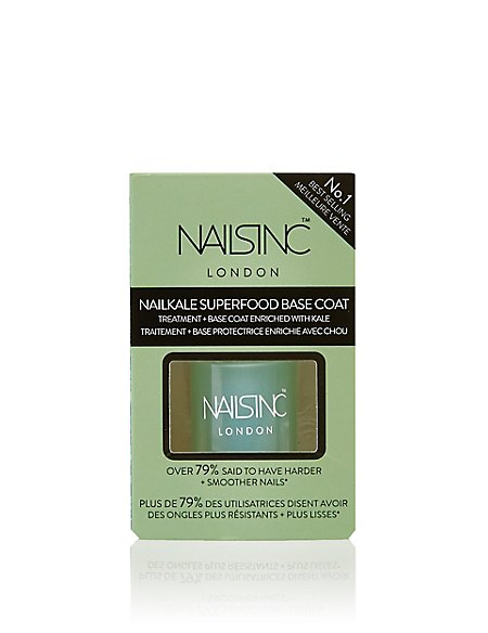 NailKale Superfood Base Coat 10ml