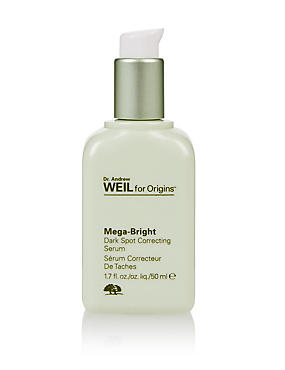 Dr. Andrew Weil Mega-Bright Skin Tone Correcting Serum 50ml