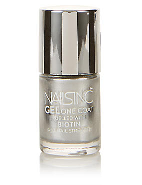Liquid Chrome One Coat Gel Nail Polish 10ml