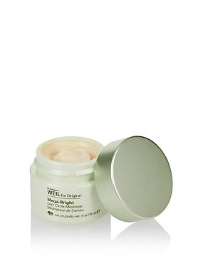 Dr. Andrew Weil Mega-Bright Dark Circle Correcting Eye Cream 15ml
