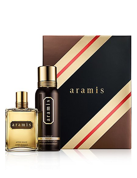 After Shave & Antiperspirant Gift Set