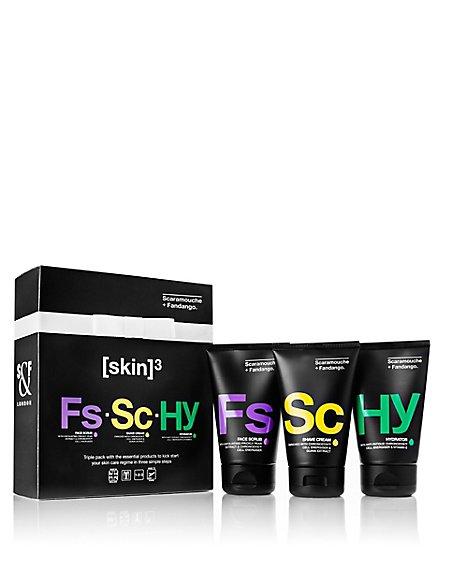 Skin Triple Pack
