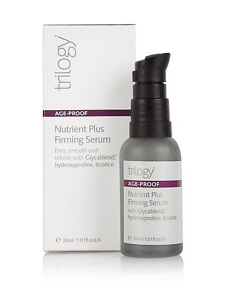 Age-Proof Nutrient Plus Firming Serum 30ml