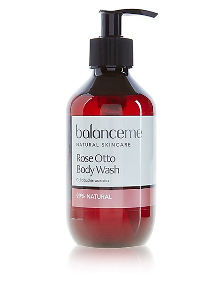 Rose Otto Body Wash 280ml