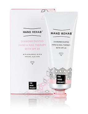Hand Rehab® Diamond Dusted Hand & Nail Therapy 75ml