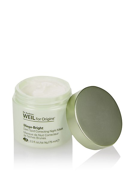 Dr. Andrew Weil Mega-Bright Dark Spot Correcting Night Mask 75ml