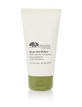 Save the Males™ Multi-Benefit Moisturizer 75ml