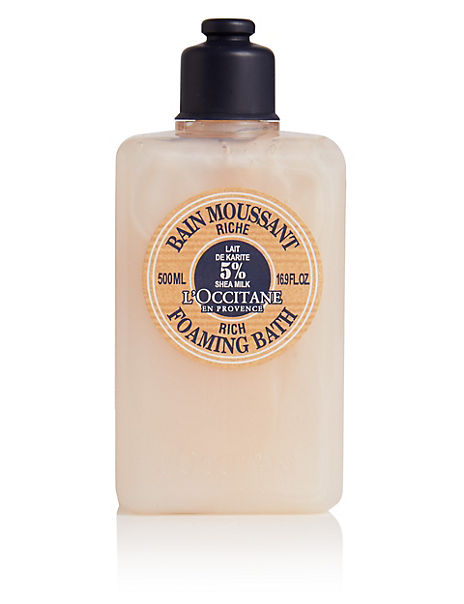 Ultra Rich Shea Bath Foam 500ml