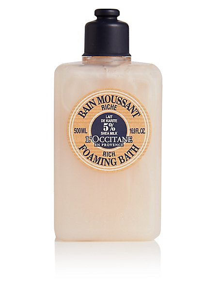 Ultra Rich Shea Foaming Bath 500ml