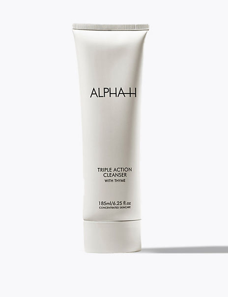 Triple Action Cleanser with Thyme 185ml