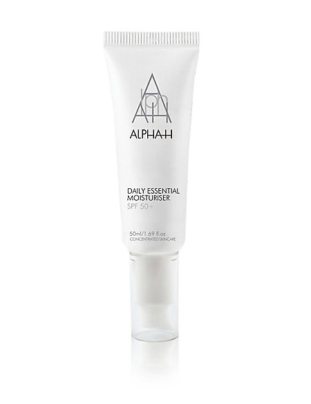 Daily Essential Moisturiser SPF50+ 50ml