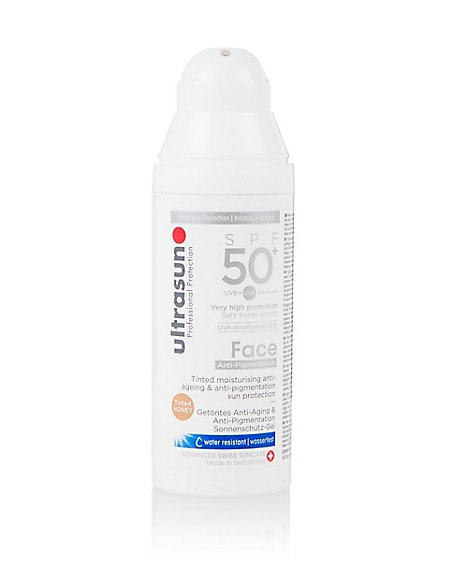 Face Anti-Pigmentation Tinted SPF 50+ 50ml