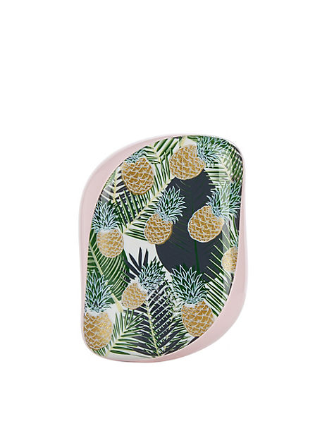 The Compact Styler Hairbrush Palms & Pineapples 105g