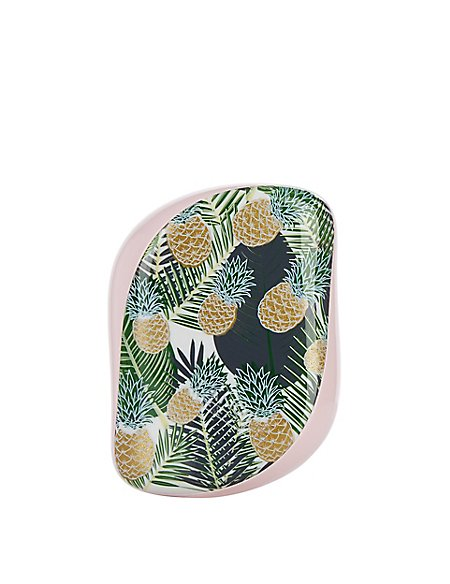 The Compact Styler Hairbrush Palms & Pineapples