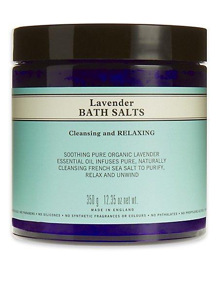 Lavender Bath Salts 350g
