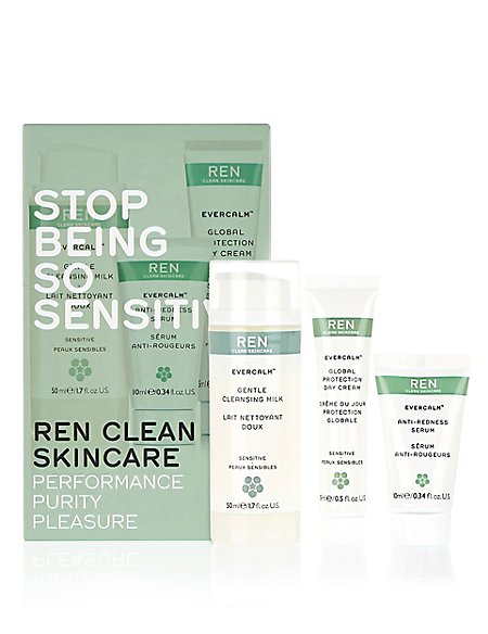 Stop Being So Sensitive Regime Kit Worth £22.00