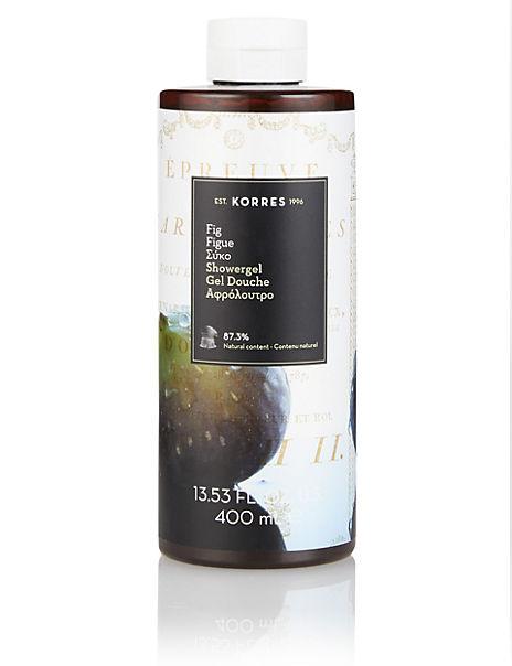 Supersize Fig Shower Gel 400ml
