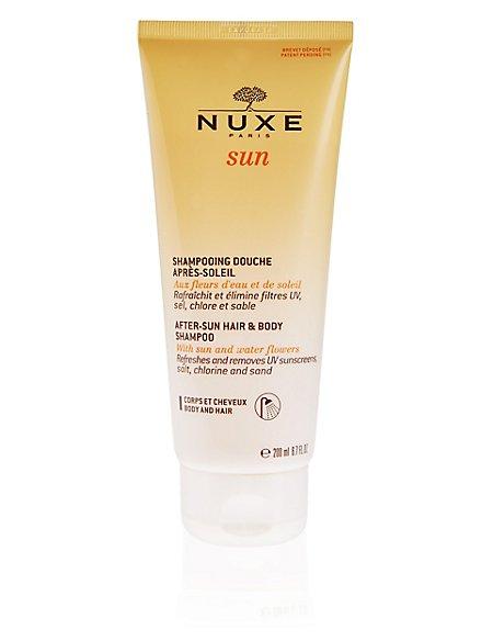 After Sun Hair & Body Shampoo 200ml