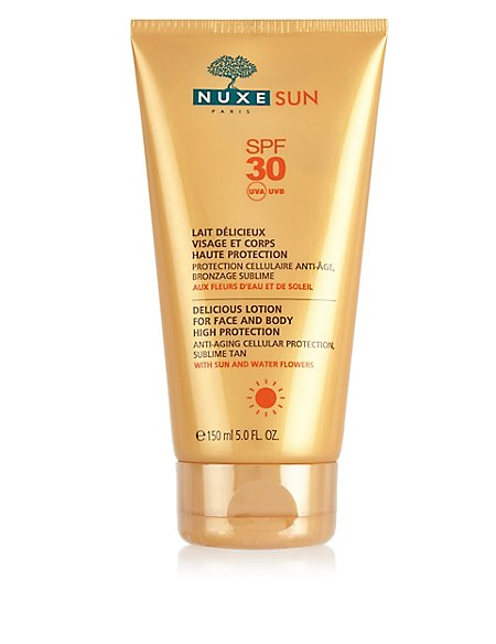 Delicious Cream For Face & Body SPF30 150ml