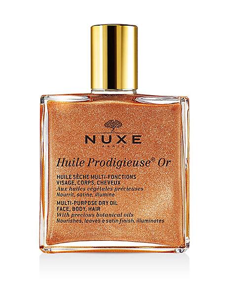 Huile Prodigieuse® Multipurpose Golden Shimmer Oil 50ml
