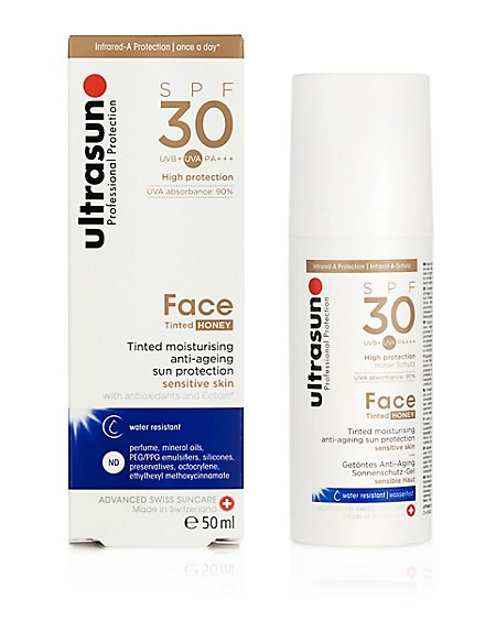 Tinted Face SPF 30 50ml