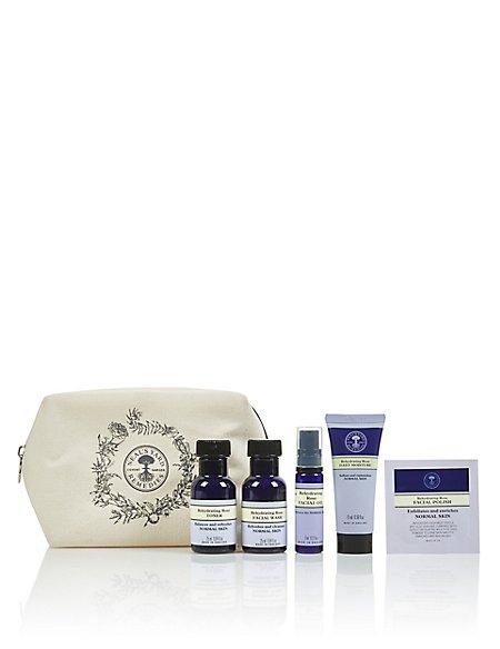 Rehydrating Rose Skincare Kit