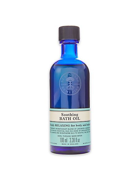 Soothing Bath Oil 100ml