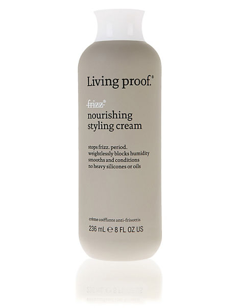 No Frizz Nourishing Styling Cream 236ml