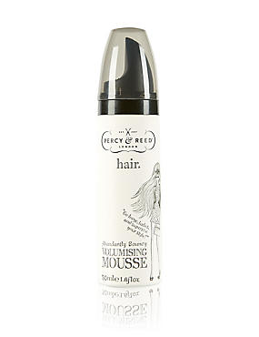 Free Gift* Abundantly Bouncy Volumising Mousse 50ml