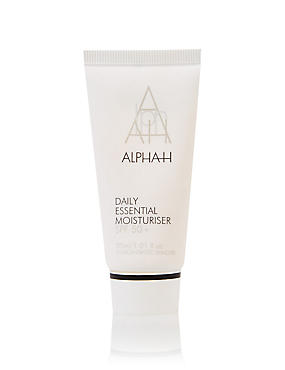 Daily Essential Moisturiser SPF50+ 30ml