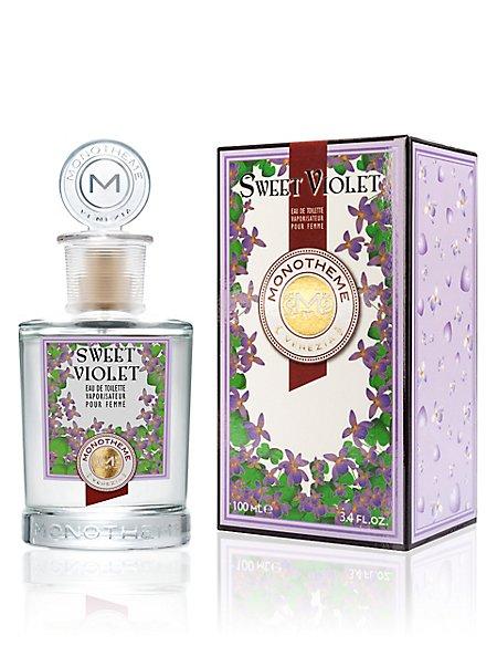 Classic Sweet Violet Pour Femme Eau de Toilette 100ml